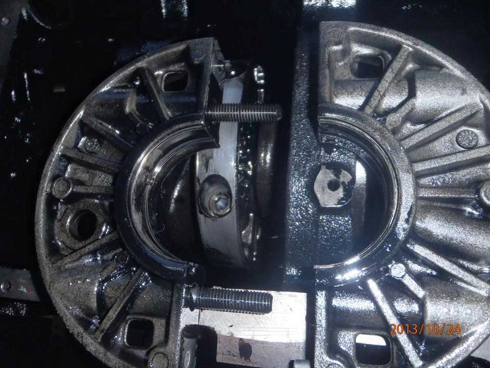 Démontage bas moteur VM de 1992. Pa240024