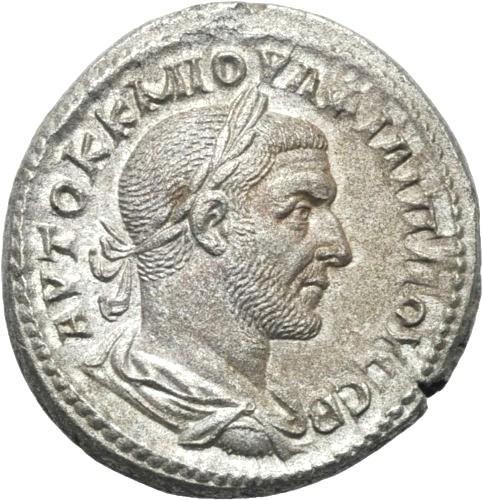 Tétra pour Philippe I 13410