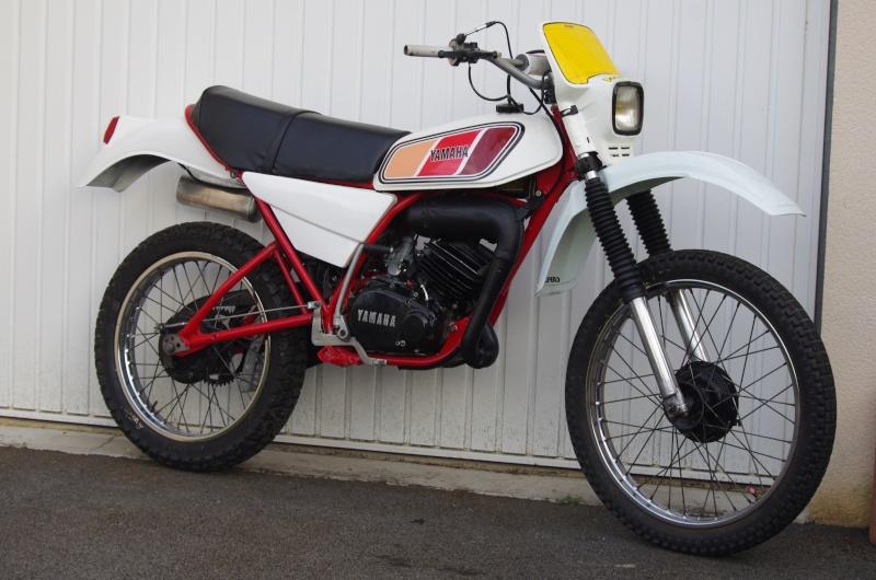 DTMX 125 cc MEMBRES : Personnalisées Dt210