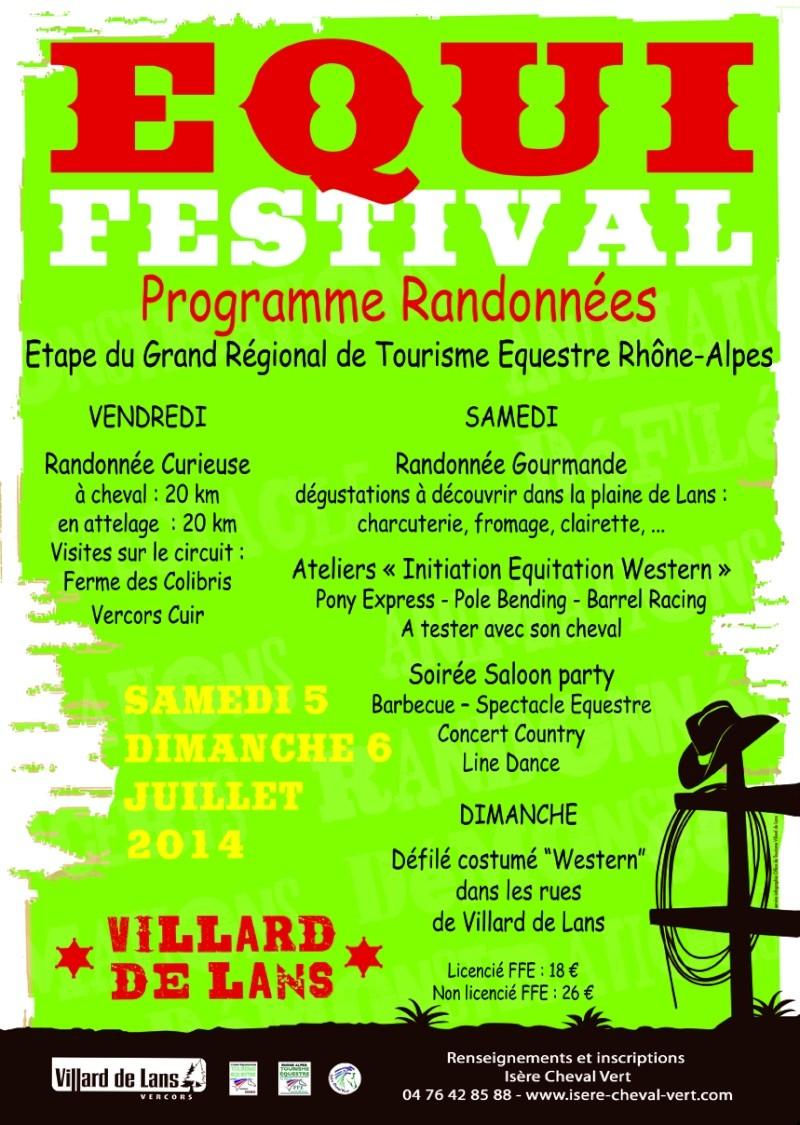 EquiFestival 2014 à Villard de Lans les 5 et 6 juillet Cavali10