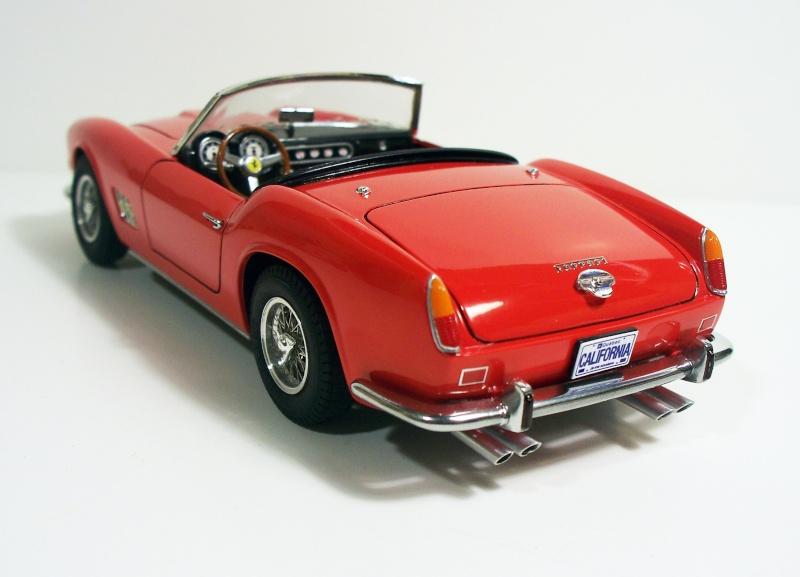 Ferrari 250 swb California Spyder (restauration) 2013-124