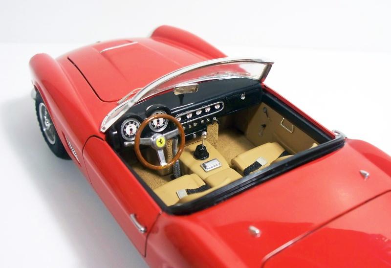 Ferrari 250 swb California Spyder (restauration) 2013-125