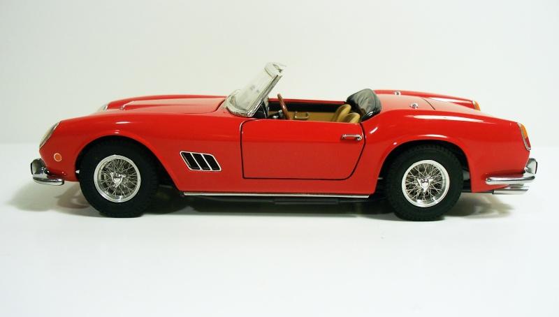 Ferrari 250 swb California Spyder (restauration) 2013-126