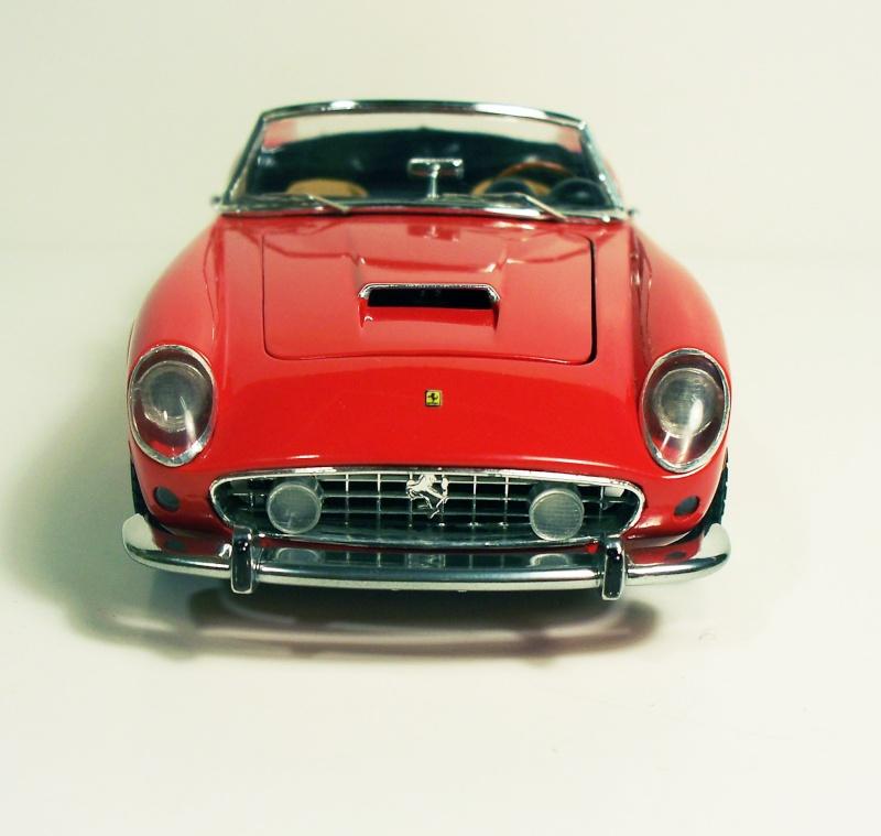 Ferrari 250 swb California Spyder (restauration) 2013-128