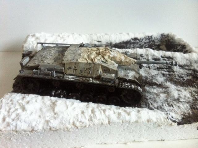 Stug III Ausf. C/D w/7.5cm L48 [Cyber Hobby 1/35] -Terminé- - Page 2 Img_0013