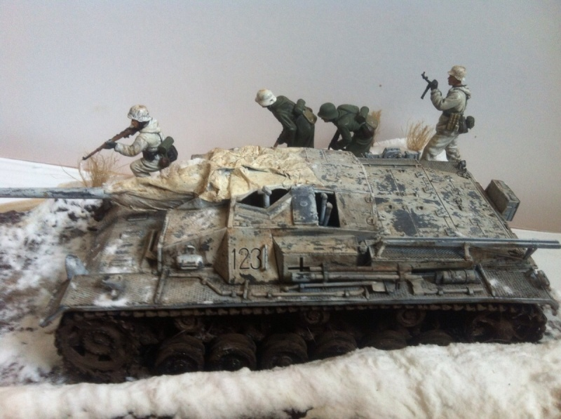 Stug III Ausf. C/D w/7.5cm L48 [Cyber Hobby 1/35] -Terminé- - Page 3 Img_0113