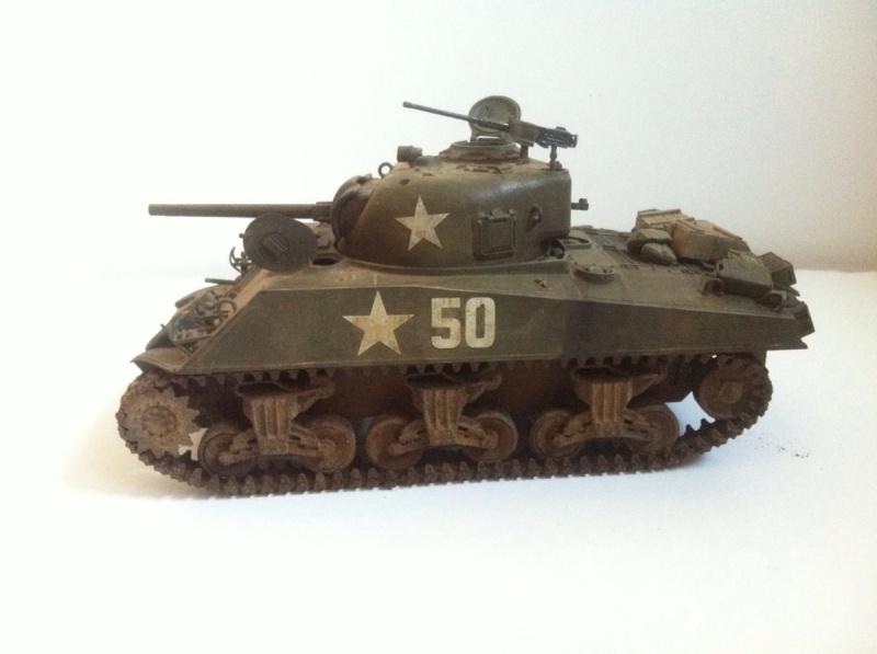 Sherman M4A3 75mm [1/35 Tamiya] -Terminé- - Page 2 Img_0218