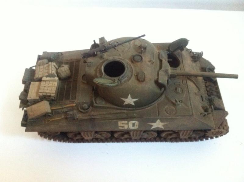 Sherman M4A3 75mm [1/35 Tamiya] -Terminé- - Page 2 Img_0221
