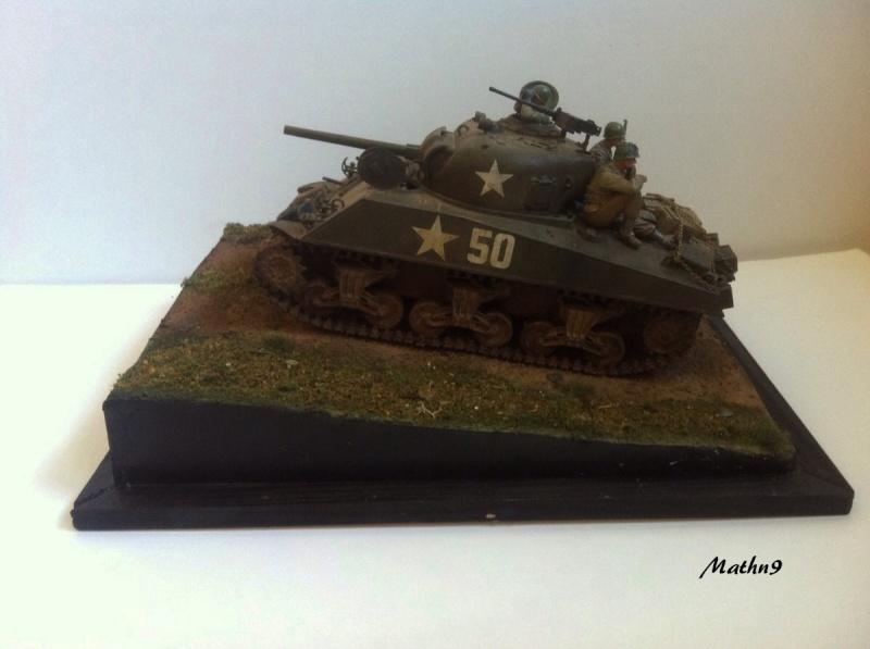 Sherman M4A3 75mm [1/35 Tamiya] -Terminé- - Page 2 Img_0222
