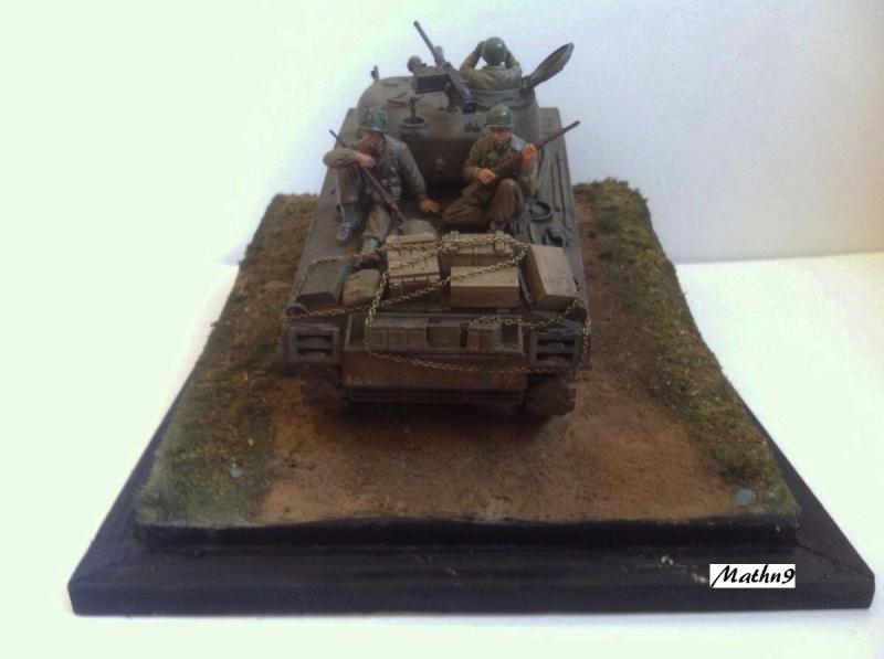Sherman M4A3 75mm [1/35 Tamiya] -Terminé- - Page 2 Img_0223
