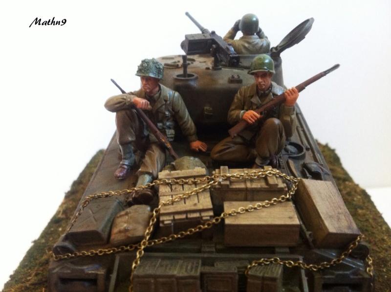 Sherman M4A3 75mm [1/35 Tamiya] -Terminé- - Page 2 Img_0224