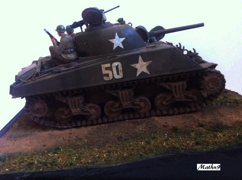 Sherman M4A3 75mm [1/35 Tamiya] -Terminé- - Page 2 Img_0225