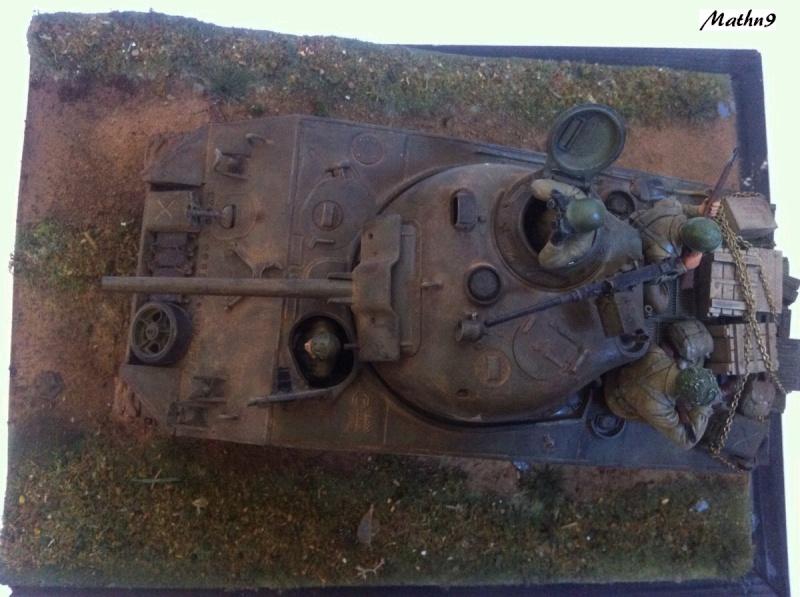 Sherman M4A3 75mm [1/35 Tamiya] -Terminé- - Page 2 Img_0227