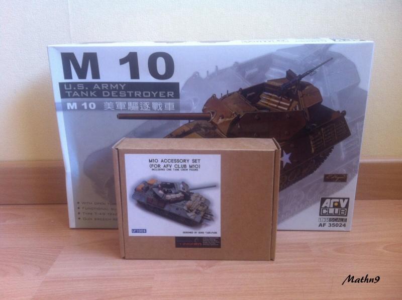 Tank Destroyer M10 [AFV Club 1/35] -Terminé- Img_0244