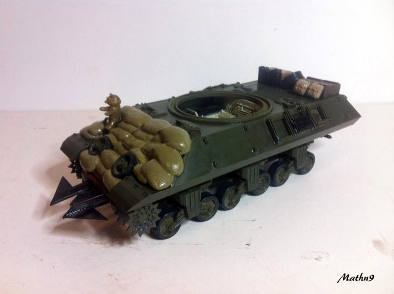 Tank Destroyer M10 [AFV Club 1/35] -Terminé- Img_0262