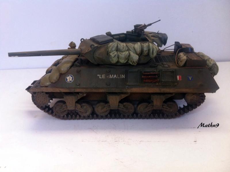 Tank Destroyer M10 [AFV Club 1/35] -Terminé- Img_0310