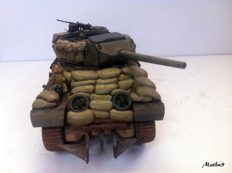 Tank Destroyer M10 [AFV Club 1/35] -Terminé- Img_0311