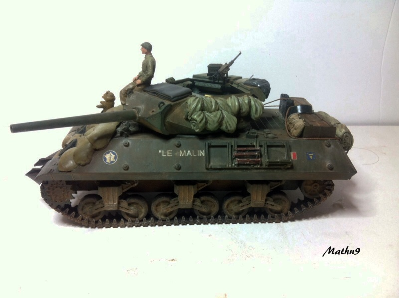 Tank Destroyer M10 [AFV Club 1/35] -Terminé- - Page 2 Img_0317