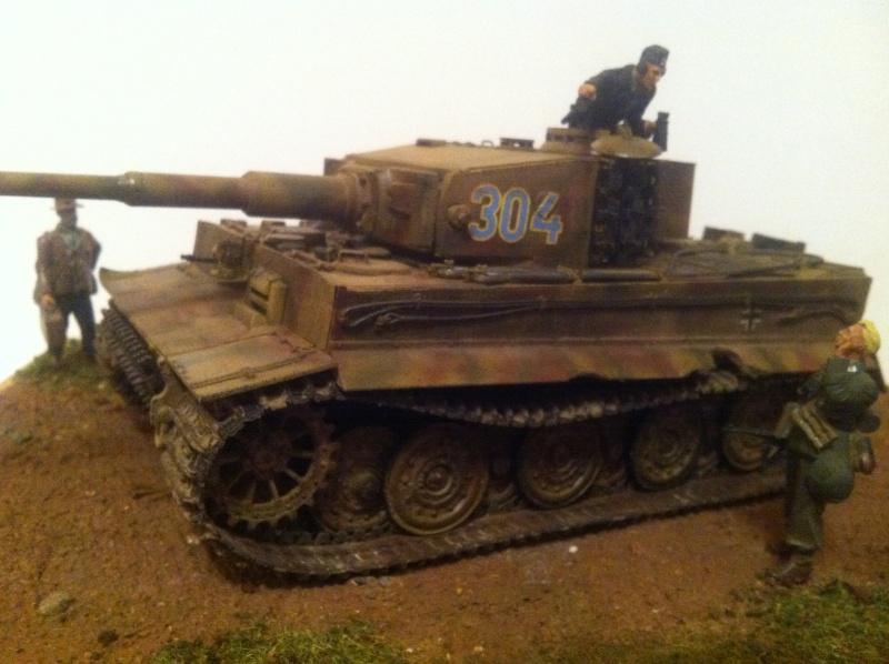 Tigre I Late Production [Dragon 1/35] Img_0938