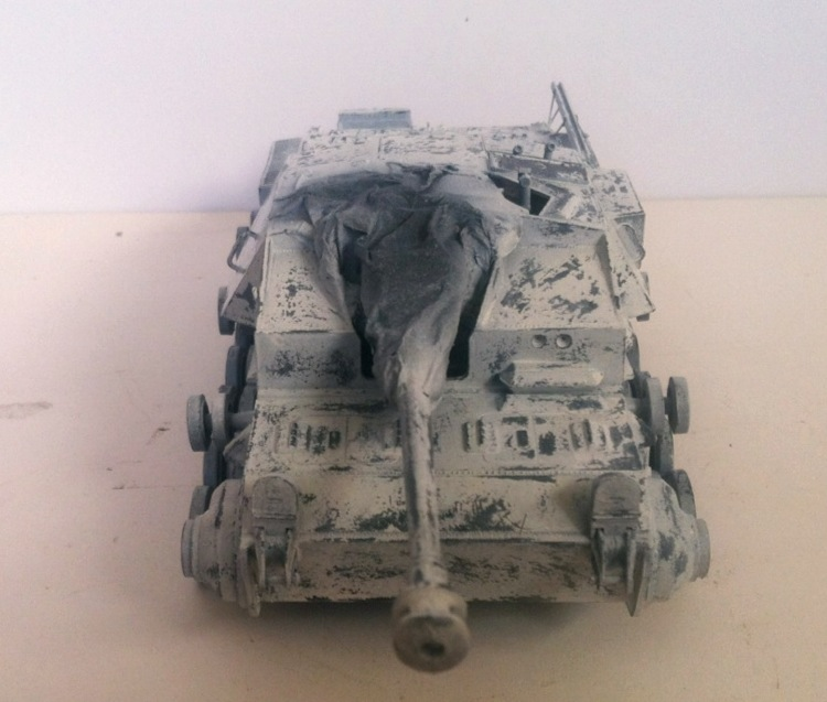 Stug III Ausf. C/D w/7.5cm L48 [Cyber Hobby 1/35] -Terminé- - Page 2 Img_0965