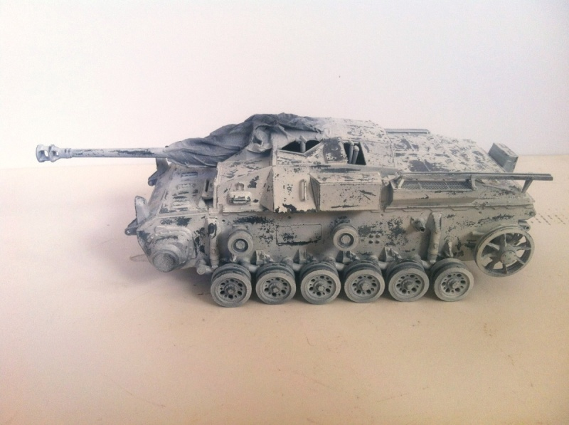 Stug III Ausf. C/D w/7.5cm L48 [Cyber Hobby 1/35] -Terminé- - Page 2 Img_0966