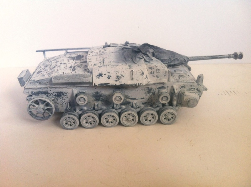 Stug III Ausf. C/D w/7.5cm L48 [Cyber Hobby 1/35] -Terminé- - Page 2 Img_0967