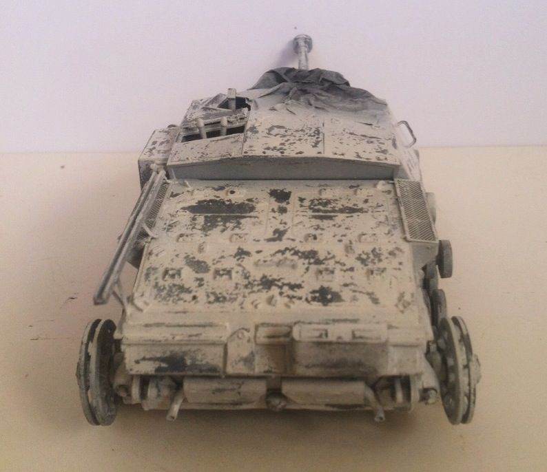 Stug III Ausf. C/D w/7.5cm L48 [Cyber Hobby 1/35] -Terminé- - Page 2 Img_0968