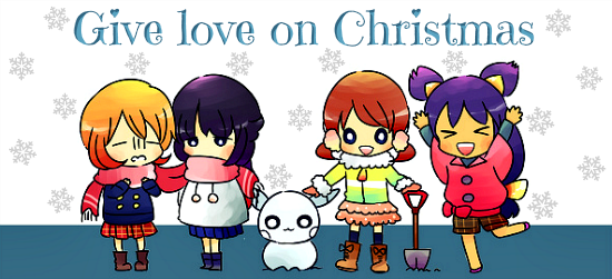 [Concurso] Give love on Christmas 2vs4yn10