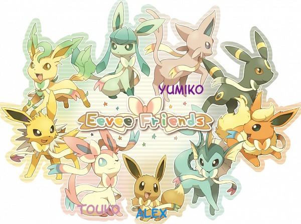 Happy Birthay Yumiko <3 Eeveel10