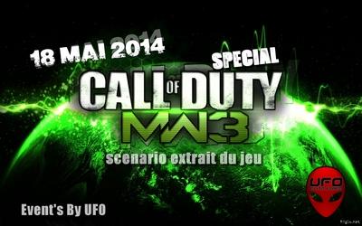 partie chez les UFO SPECIALE call of duty le 18 mai 2014 Mw18ma11