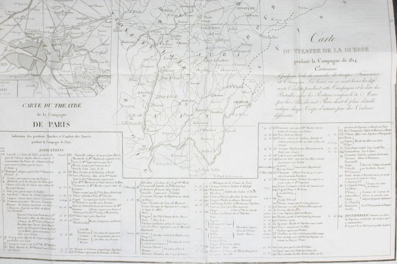 30-31 mars 1814 : Le plan pour l'intelligence échoue à Fontenay sous Bois 1814_310
