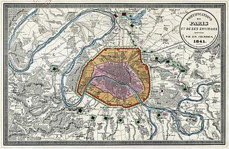 30-31 mars 1814 : Le plan pour l'intelligence échoue à Fontenay sous Bois 184110