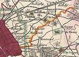 30-31 mars 1814 : Le plan pour l'intelligence échoue à Fontenay sous Bois 185210