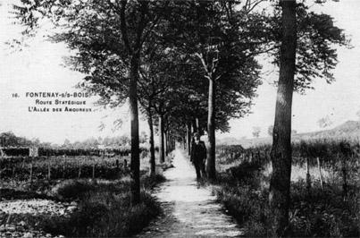 30-31 mars 1814 : Le plan pour l'intelligence échoue à Fontenay sous Bois 1854_210