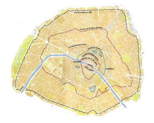 30-31 mars 1814 : Le plan pour l'intelligence échoue à Fontenay sous Bois 1871_t10
