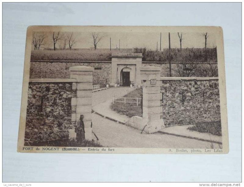 30-31 mars 1814 : Le plan pour l'intelligence échoue à Fontenay sous Bois Fort10