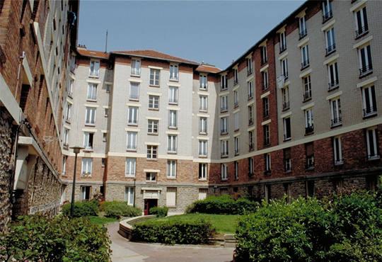 La création de l'Hospice Intercommunal de FONTENAY-SOUS-BOIS Hbm10