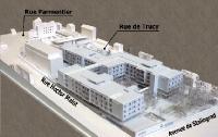 La création de l'Hospice Intercommunal de FONTENAY-SOUS-BOIS Hospic14