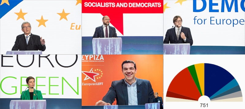 Après les résultats aux européennes, les commentaires Lectur10