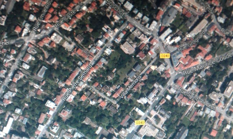 Les ossements rue du Parc, et de la croix boissée, vestiges de la maladrerie ?  Lepros14