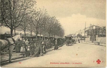 Ligne de la Bastille, ancëtre du RER de Saint-Mandé à Boissy-Saint-Léger Marche10