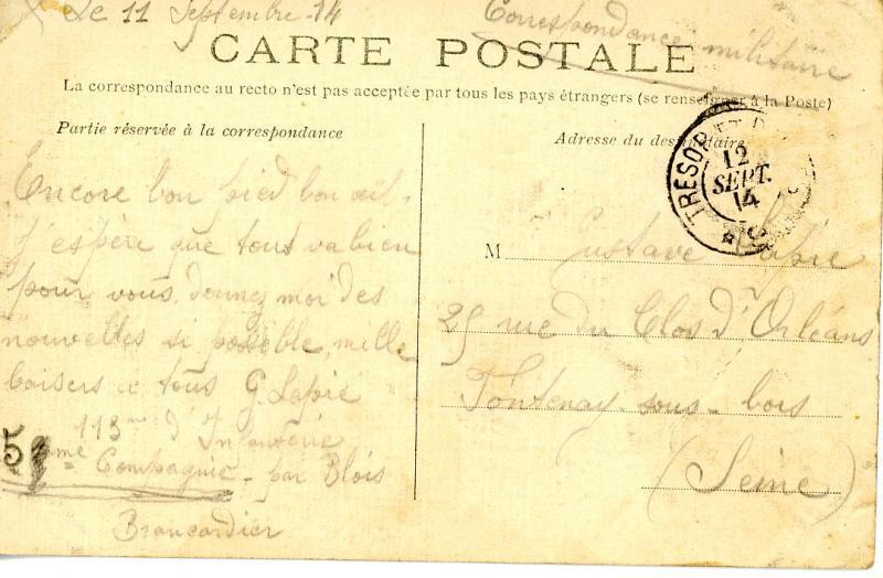 95e anniversaire du 11 novembre 1918. Obs410