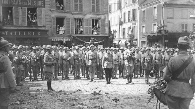 95e anniversaire du 11 novembre 1918. Obs_510