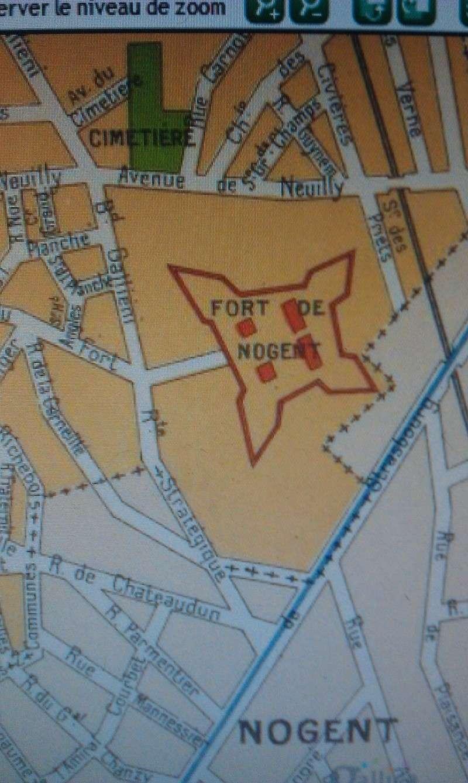 30-31 mars 1814 : Le plan pour l'intelligence échoue à Fontenay sous Bois Strate10