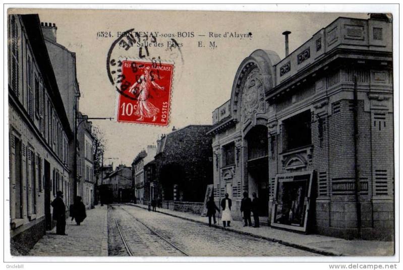 Ligne de la Bastille, ancëtre du RER de Saint-Mandé à Boissy-Saint-Léger T210