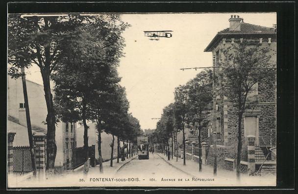 Ligne de la Bastille, ancëtre du RER de Saint-Mandé à Boissy-Saint-Léger T2210