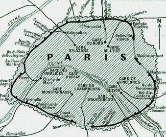 Ligne de la Bastille, ancëtre du RER de Saint-Mandé à Boissy-Saint-Léger T4010