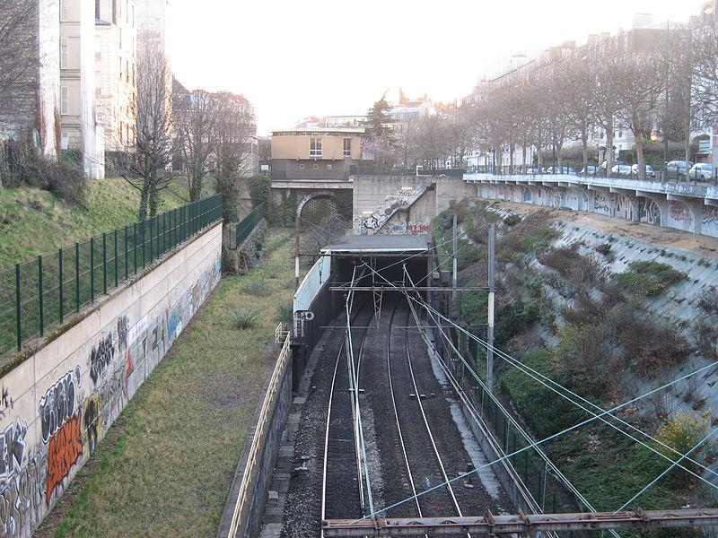 Ligne de la Bastille, ancëtre du RER de Saint-Mandé à Boissy-Saint-Léger T4310