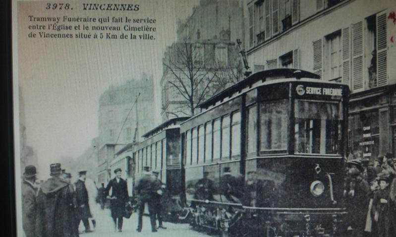 Ligne de la Bastille, ancëtre du RER de Saint-Mandé à Boissy-Saint-Léger T6310