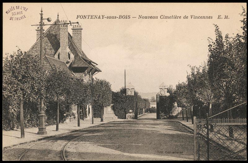 Ligne de la Bastille, ancëtre du RER de Saint-Mandé à Boissy-Saint-Léger T6410